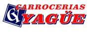 Logotipo de Carrocerías Yagüe