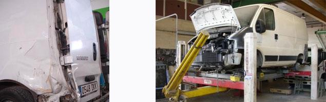 Carrocerías para vehículos industriales