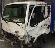 Reparaciones vehiculo industrial