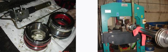 Reparaciones de hidráulica y eléctricidad